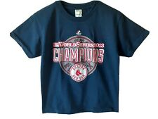 Boston Red Sox 2013 World Series boys t-shirt Size M