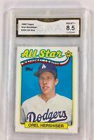 1989 Topps Orel Hershiser # 394 All-Star GMA NM-MT+ 8.5