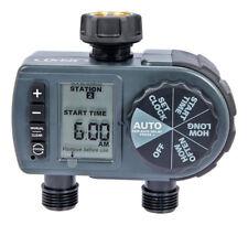 NEW! ORBIT Programmable Water Timer 2 Zone 28159