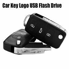 Pendrive USB Flash Drive Car Key 32GB 16GB 8GB Pen Drive Memory Stick
