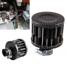 1* Engine Oil Air Intake air filter BREATHER FILTER VALVE COVER VENT BF002BK12