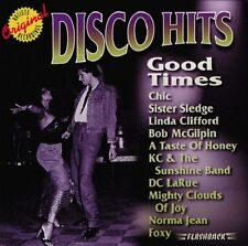 Disco Hits Good Times - Various Artist - New Factory Sealed CD