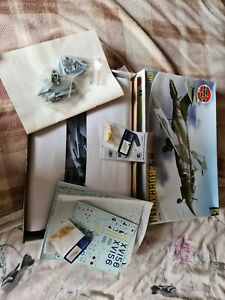 Airfix H.S. Buccaneer 1/48. With Paragon ejection seats