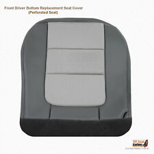 2001 Ford F250 Platinum 7.3L Turbo Diesel Driver Bottom Perforated Vinyl Cover