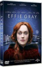 DVD  //  EFFIE GRAY  //  Emma Thompson, Dakota Fanning  /  NEUF cellophané