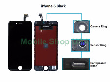 "For iPhone 6 4.7"" Touch Screen LCD Display Assembly Digitizer Replacement Black"