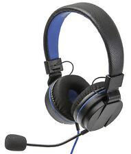 Snakebyte Headset 4 Stereo Kopfhörer mit Mikrofon für PS4, PC, Xbox One, Switch
