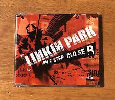 LINKIN PARK - One Step Closer CD Single [Australian Pressing] 2000