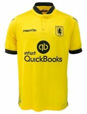 Macron Aston Villa Away Football Shirts (English Clubs)