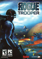 ROGUE TROOPER Eidos Shooter PC Game NEW in BOX