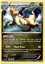 4x Pokemon Roaring Skies Dragonite - 51/108 - Rare Card