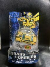 Hasbro Transformers Prime First Edition Deluxe Bumblebee