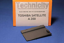 TOSHIBA A 200  - HDD A PLASTIC COVER - TAPA DISCO DURO A  - TESTED
