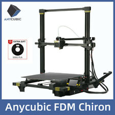 ANYCUBIC Chiron Stampante 3D Large 400*400*450mm DIY Kit 1.75mm Filamento PLA