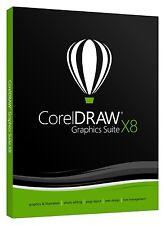 CorelDraw X8 Graphics Suite X8 Multilingual Activation Code Send online