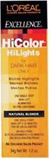 LOreal Excellence HiColor Natural Blonde HiLights, 1.2 oz (Pack of 2)