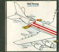 "NEIL YOUNG ""Landing On Water"" CD-Album"