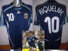 Argentina Riquelme Shirt Jersey Football Soccer Adidas Adult XL 2006 Trikot Top