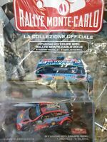 1:43 HYUNDAI i20 COUPE WRC 2019 (NEUVILLE-GILSOUL) RALLYE MONTE-CARLO C. - IXO