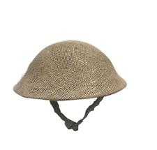 Replica   WWII WW2 UK ARMY BRITISH MK2Helmet  LINEN HELMET NET COVER