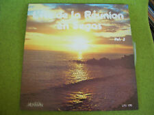 LP ILE REUNION-SEGAS-CLUB RYTHMIQUE-MICHEL ADELAIDE