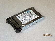43W7536 – IBM 146 GB 10,000 rpm SAS 2.5-inch SFF slim Hot-Swap HD, 43W7538