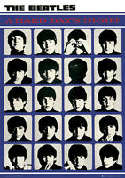 Official The Beatles A Hard Day's Night Maxi Poster 91.5 x 61cm Giant Music Leg
