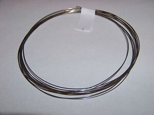 stainless steel  resistance wire 28 gauge 10ft