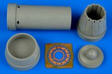 Aires 1/48 Jas-39A Gripen exhaust nozzle - closed for Kitty Hawk kit # 4609