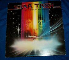 Star Treck Enterprise Jerry Goldsmith 1979  LP Vinyl Soundtrack Schallplatte