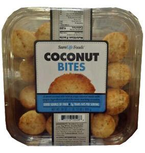 🔥 SureLife Foods Coconut Bites 28 OZ 🔥
