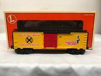 Lionel Operation Lifesaver Boxcar 6-26201