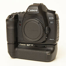 CANON EOS 5D Mark II 21.1MP Digital SLR Camera BUNDLE! LOW SHUTTER COUNT