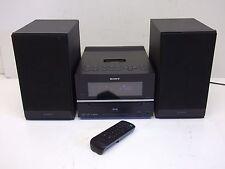 Sony CMT-BX70DBi Micro Système Hi-Fi DAB CD iPod Station D'accueil + Haut-parleurs