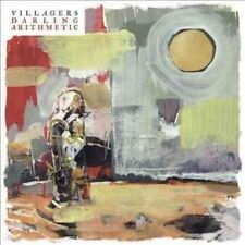 Villagers Darling Arithmetic CD 9 Track Released 13/04/15 European Domino 2015