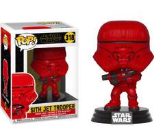 Funko Pop! Movies: Star Wars The Rise of Skywalker - Sith Jet Trooper Bobble-...