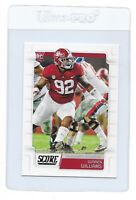 QUINNEN WILLIAms 2019 Panini SCORE NFL New York JETS Rookie CARD #365 Alabama