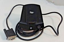 Palm Pilot Handheld PC Docking Charging Station, Black- Excellent Used Condition