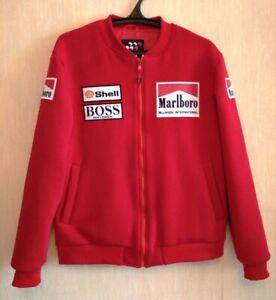 Bomber jacket collectible 1990 McLaren Edition