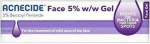 Acnecide Face 5% w/w Gel - 15g