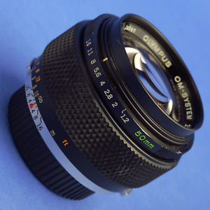 Olympus Zuiko 50mm 1.2 Lens 07/2020 CLA