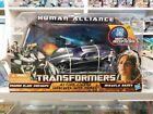Transformers Human Alliance SHADOW BLADE SIDESWIPE w/ Mikaela Hasbro Sealed