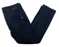 Diesel Straight Leg Jeans Size 36 Black