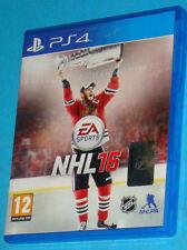 NHL 16 - Sony Playstation 4 PS4 - PAL