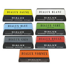 DIALUX Jeweller's Polishing Compound Bars 100g