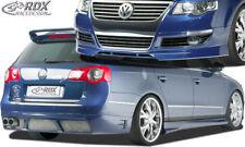 RDX Bodykit VW Passat 3C B6 Variant Front Spoiler Heck Ansatz Seitenschweller