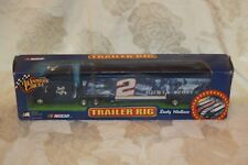Winners Circle NASCAR Rusty Wallace #2 Transporter Trailer Rig 1:64 scale 2001