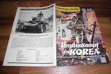 SOLDATENGESCHICHTEN 15 / 1958 -- STRAßENKAMPF in KOREA // Amis kämpfen ums Leben