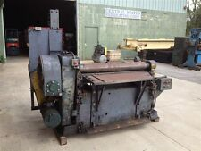 """Wysong Model 648 """" True Circle"""" Initial Type Bending Roll"""