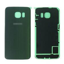 NEW Samsung Galaxy S6 Edge 6925F Back Glass Battery Cover Adhesive Green Emerald